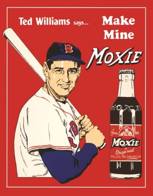 Make Mine Moxie - Moxie Cola