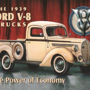 1939 Ford V-8 Trucks