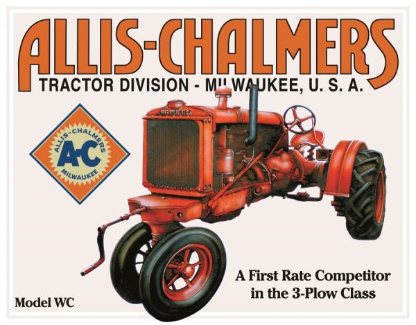 Allis Chalmers Tractor Model WC