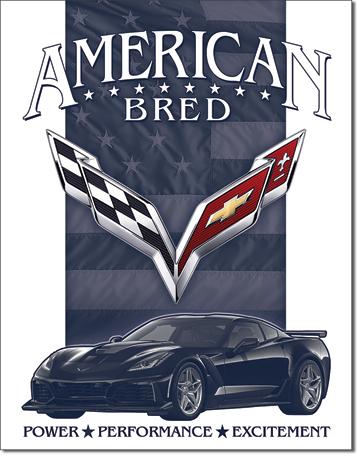 American Bred - Corvette