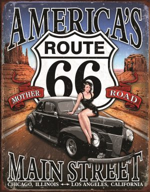 Americta's Route 66 Main Street