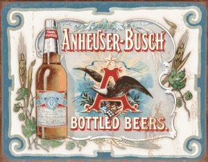 Anheuser Busch Bottled Beers - Logo