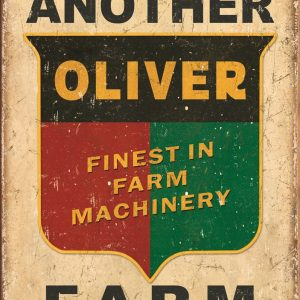 Another Farm - Oliver - Finest In Farm Machinery