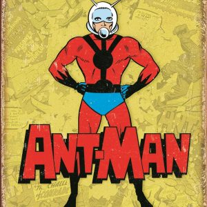 Ant-Man - Retro