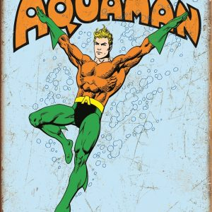 Aquaman - Retro