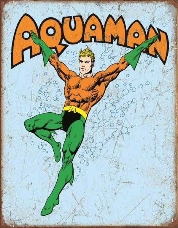 Aquaman - Retro