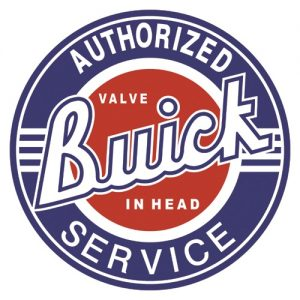 Authorized Buick Service Round