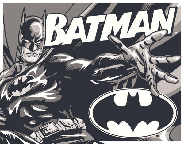 Batman (Black & White)
