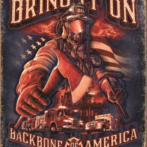 Bring It On - Fire Fighters - Backbone Of America