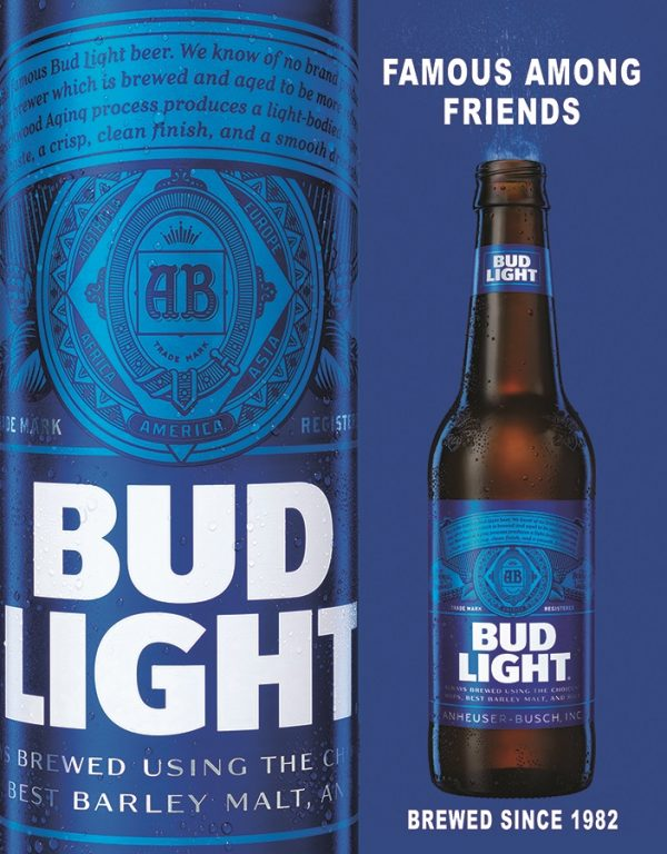 Bud Light - Famous Among Friends