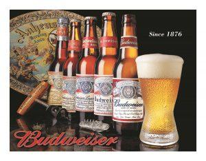 Budweiser - Since 1876 (History Of Budweiser)