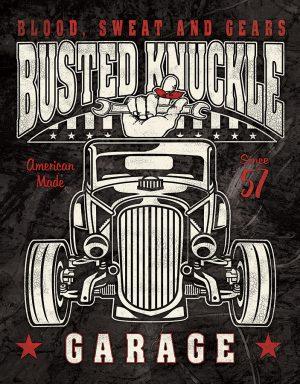 Busted Knuckle Garage - Rod - Hotrod