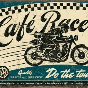 Café Racer - Do The Tow