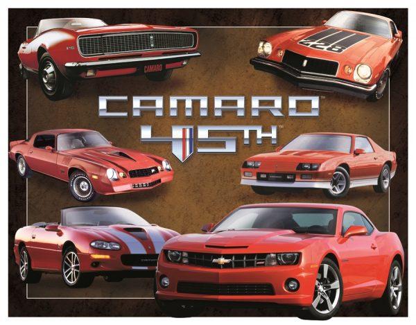 Camaro 45th