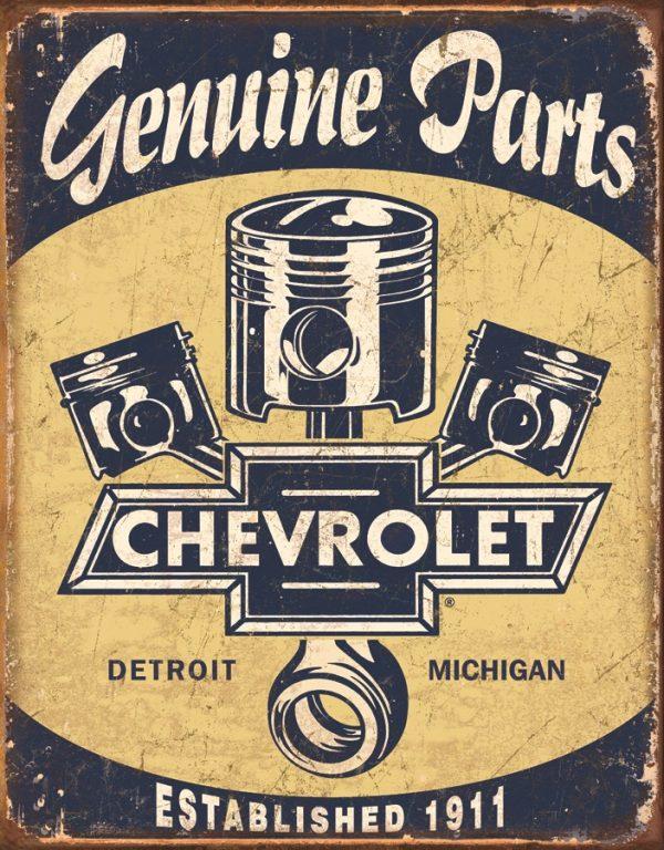 Chevrolet Genuine Parts #2