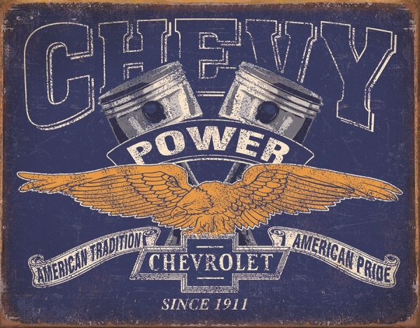 Chevy Power - American Tradition, American Pride