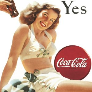 Coca Cola - Yes (Lady In White Bathing Suit)