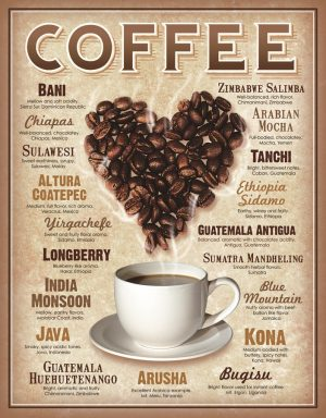 Coffee (Beans)
