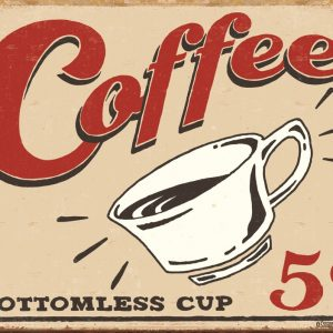 Coffee Bottomless Cup