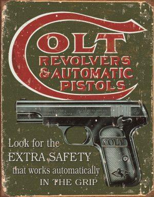 Colt Revolvers & Automatic Pistols