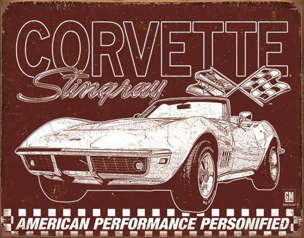 Corvette Stingray - 1969