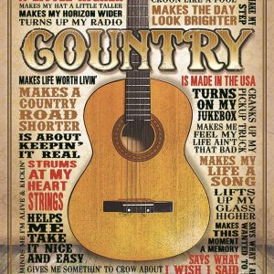Country (With Guitar)
