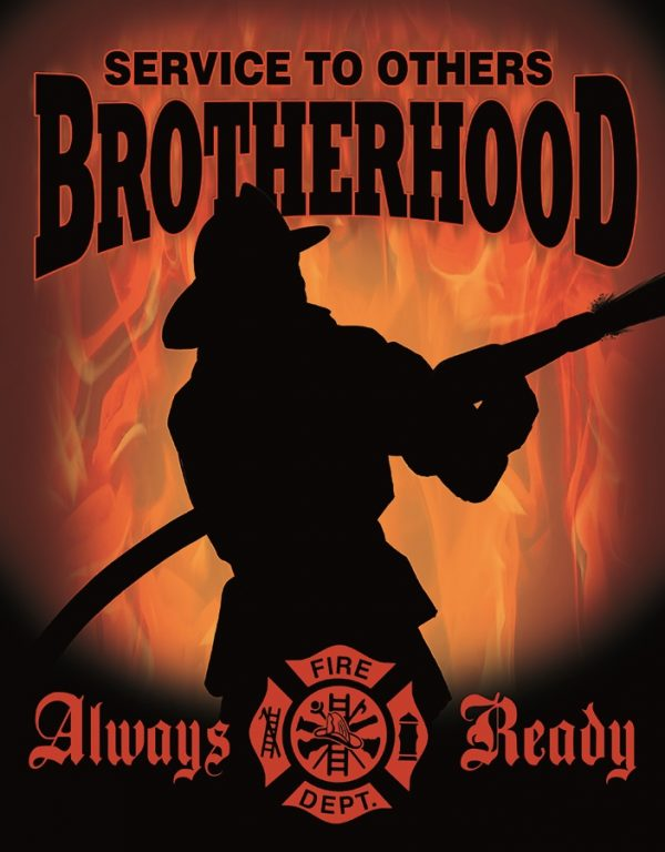 Fireman - Brotherhood