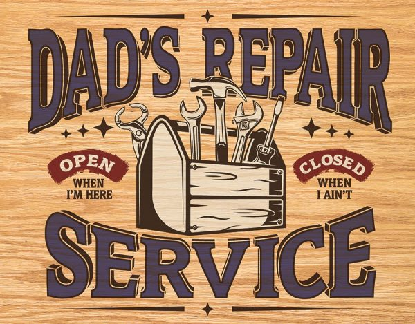 Dad's Repair Shop