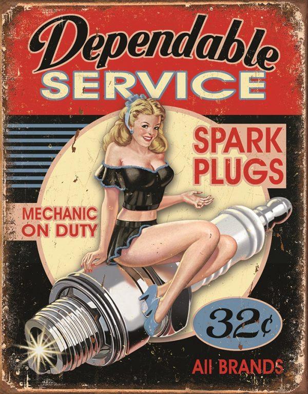 Dependable Service - Mechanic On Duty