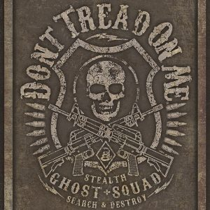Don't Tread On Me - Ghost Squad