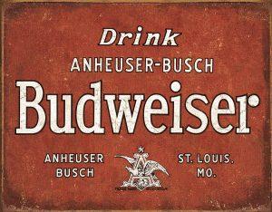 Drink Anheuser - Bush Budweiser