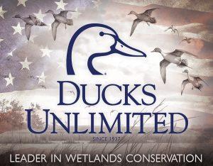 Ducks Unlimited - Leader in Wetlands Conservation - Flag