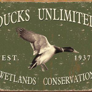 Ducks Unlimited Since 1937