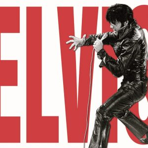 Elvis (In Leather Outfit)