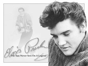 Elvis - The Sun Never Sets