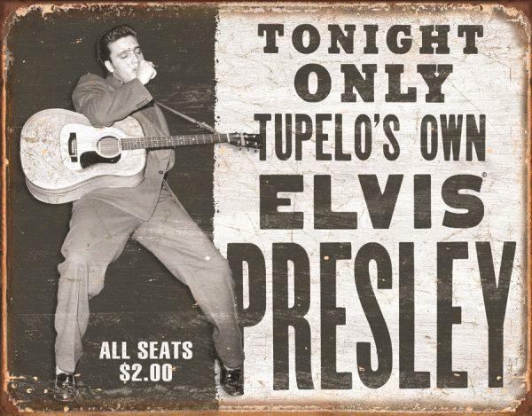 Elvis - (Tonight Only) Tupelo's Own