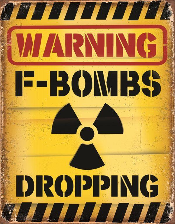 F-Bomb Dropping