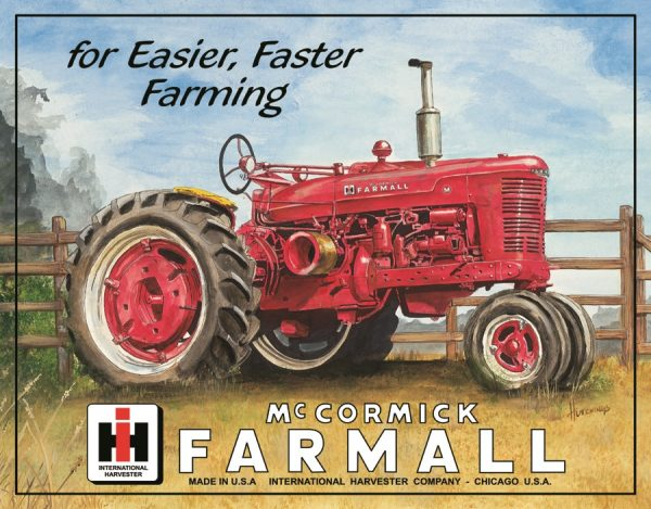Farmall - For Easier Faster Farming