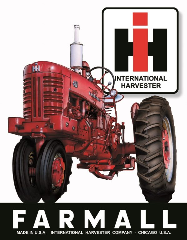 Farmall - International Harvester