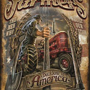 Farmers - Backbone Of America