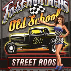 Fast Brothers Old School Hot Rods