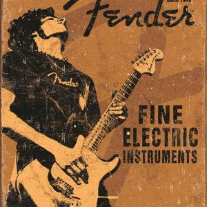 Fender - Fine Electric Instruments