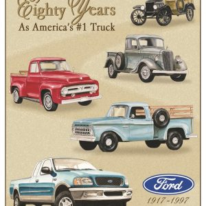 Ford - Eighty Years As America's #1 Truck