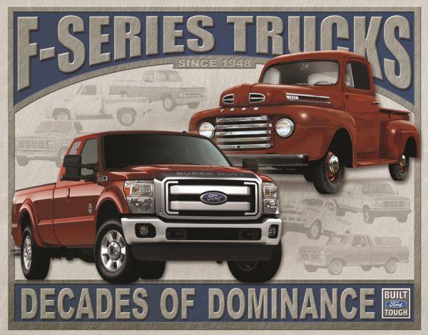 Ford - F-Series Trucks - Decades of Dominance