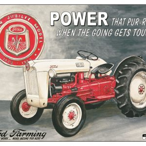 Ford Farming - Power That Purrrs When The Going Gets Tough
