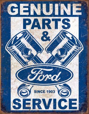 Ford - Genuine Parts And Service
