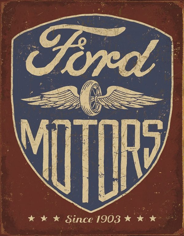 Ford Motors Since 1903