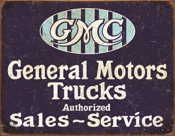 GMC - General Motors Trucks