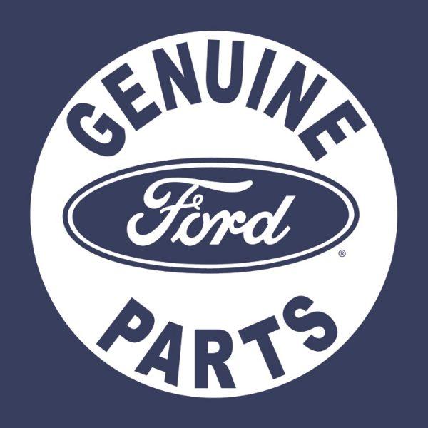 Genuine Ford Parts Round