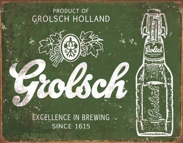Grolsch - Product Of Grolsch Holland
